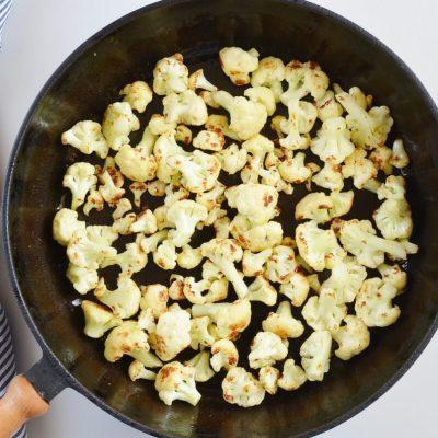 Teriyaki Chicken and Cauliflower recipe - step 3