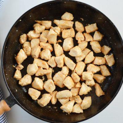 Teriyaki Chicken and Cauliflower recipe - step 4