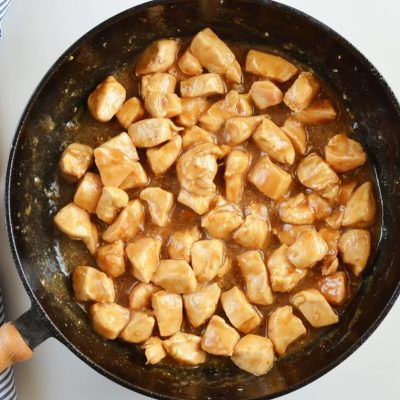 Teriyaki Chicken and Cauliflower recipe - step 5