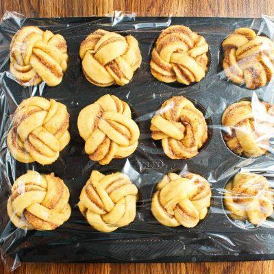 The Best Braided Cinnamon Buns recipe - step 9