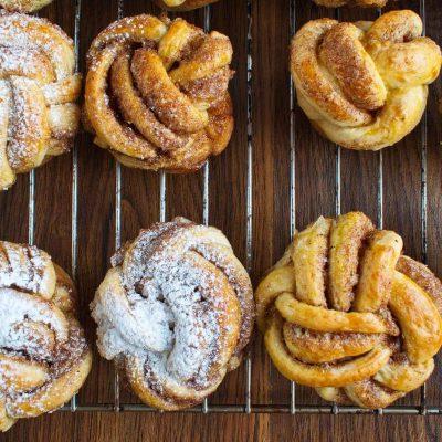 The Best Braided Cinnamon Buns recipe - step 13