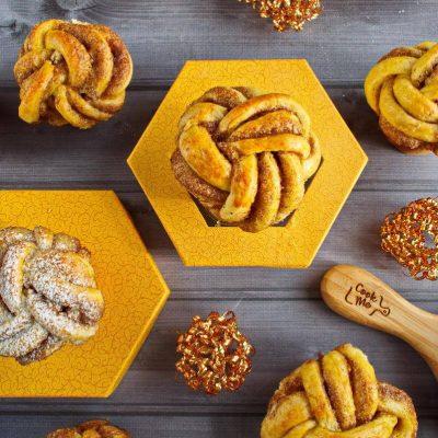 The Best Braided Cinnamon Buns Recipe-Braided Cinnamon Buns-Braided Cinnamon Roll Knots Recipe