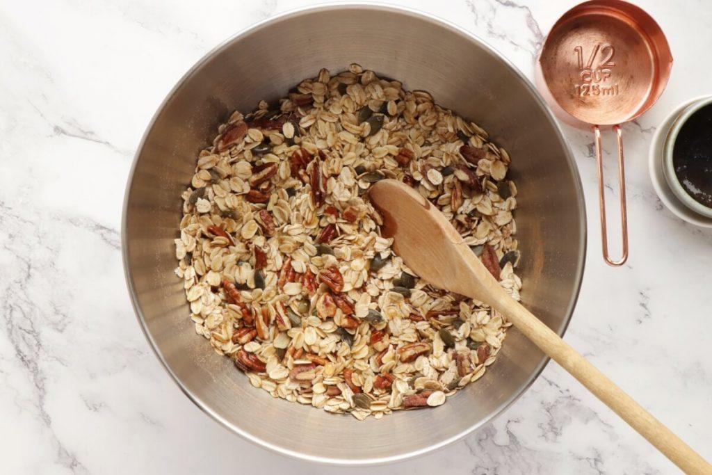 The Very Best Granola recipe - step 3