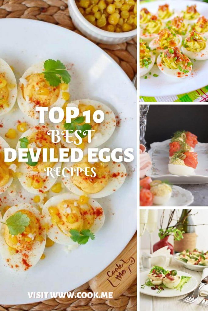 Top 10 Best Deviled Eggs Recipes