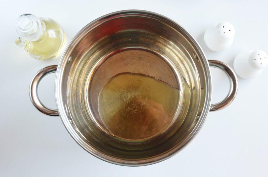 Ukrainian Split Pea Soup recipe - step 1