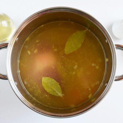 Ukrainian Split Pea Soup recipe - step 3