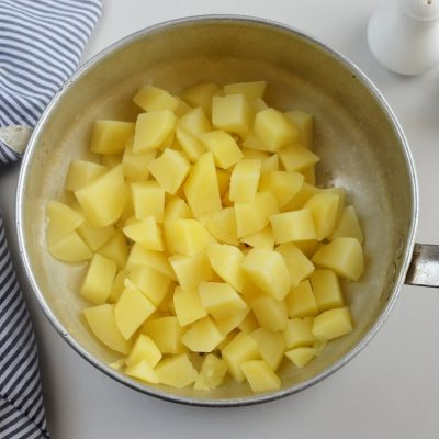Ultimate Avocado Potato Salad recipe - step 1