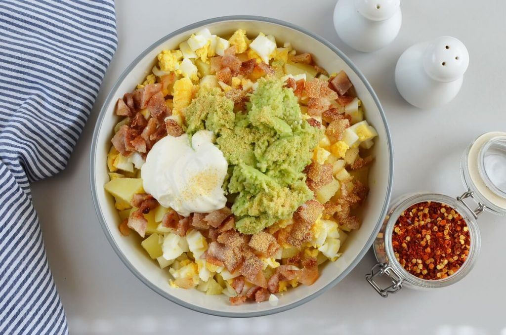 Ultimate Avocado Potato Salad recipe - step 4