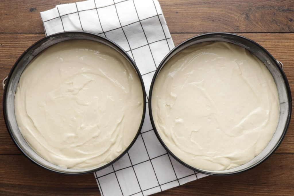 Vanilla Cake Recipe recipe - step 7