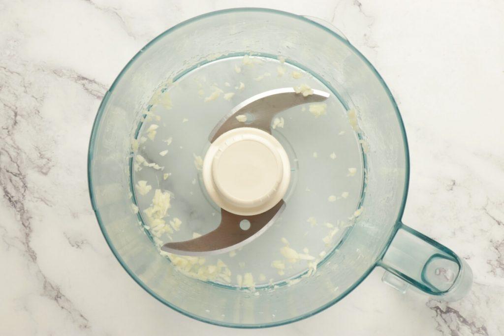 Vegan Green Split Pea Hummus recipe - step 2