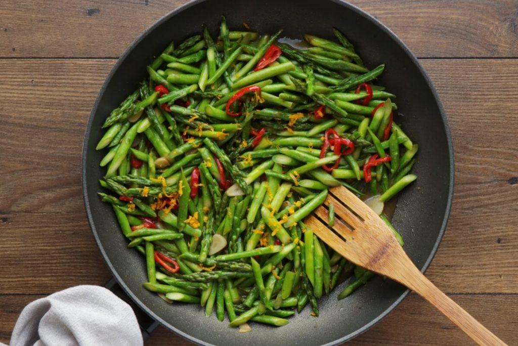 Asparagus Stir-Fry recipe - step 5