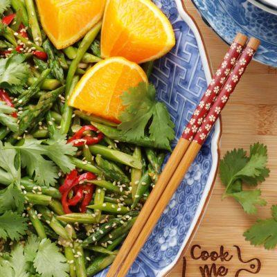 Asparagus Stir-Fry Recipe-Quick Asparagus Stir-Fry-Stir Fried Asparagus