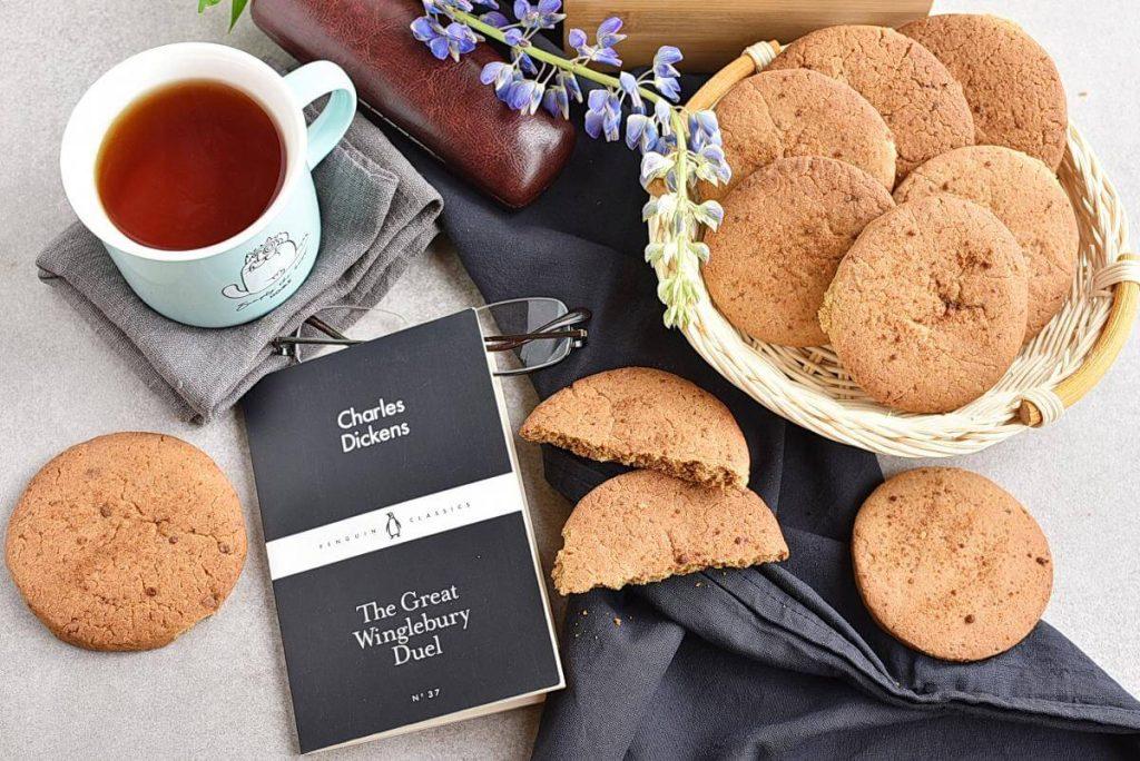 How to serve Brown Sugar Cookies