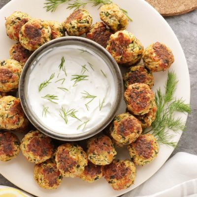 Cheesy Garlic Zucchini Bites Recipe-Zucchini Garlic Bites-Healthy Baked Cheesy Zucchini Bites