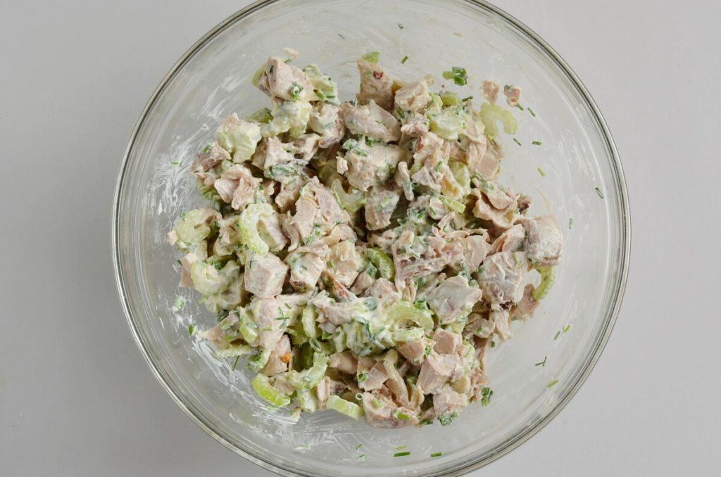 Classic Hot Chicken Salad recipe - step 2