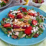 Delicious Strawberry Salad Recipes