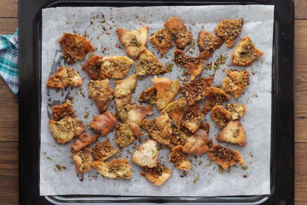 Fattoush with Queso Fresco recipe - step 4