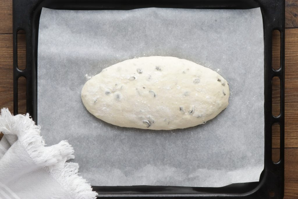 Homemade Black Olive Bread recipe - step 8