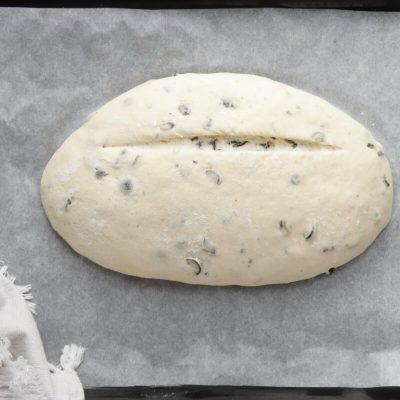 Homemade Black Olive Bread recipe - step 10