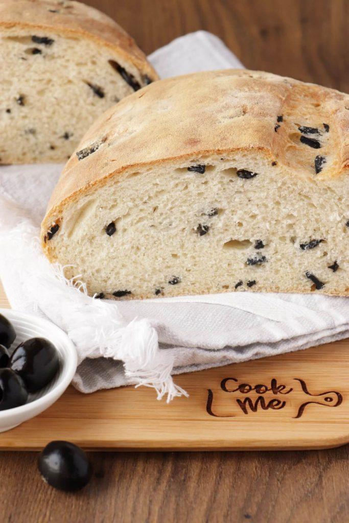 Crusty Bread Loaf