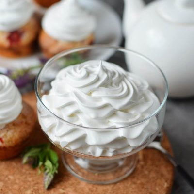 Homemade Marshmallow Creme (Frosting) Recipe-How To Make Homemade Marshmallow Creme (Frosting)-Delicious Homemade Marshmallow Creme (Frosting)