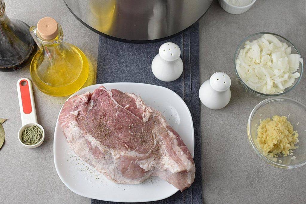 Instant Pot Pork Shoulder recipe - step 2