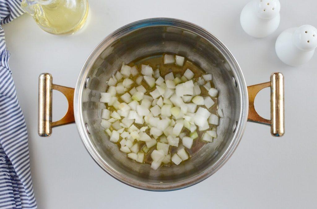 Italian Pasta with Lentils recipe - step 1