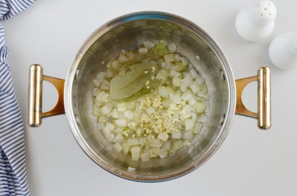 Italian Pasta with Lentils recipe - step 2
