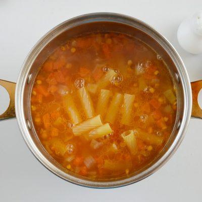Italian Pasta with Lentils recipe - step 5