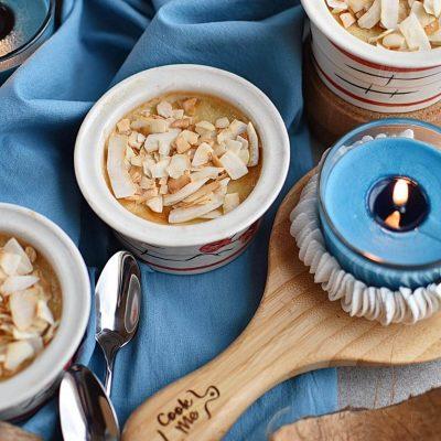 Keto Coconut Custard Recipes– Homemade Keto Coconut Custard–Easy Keto Coconut Custard