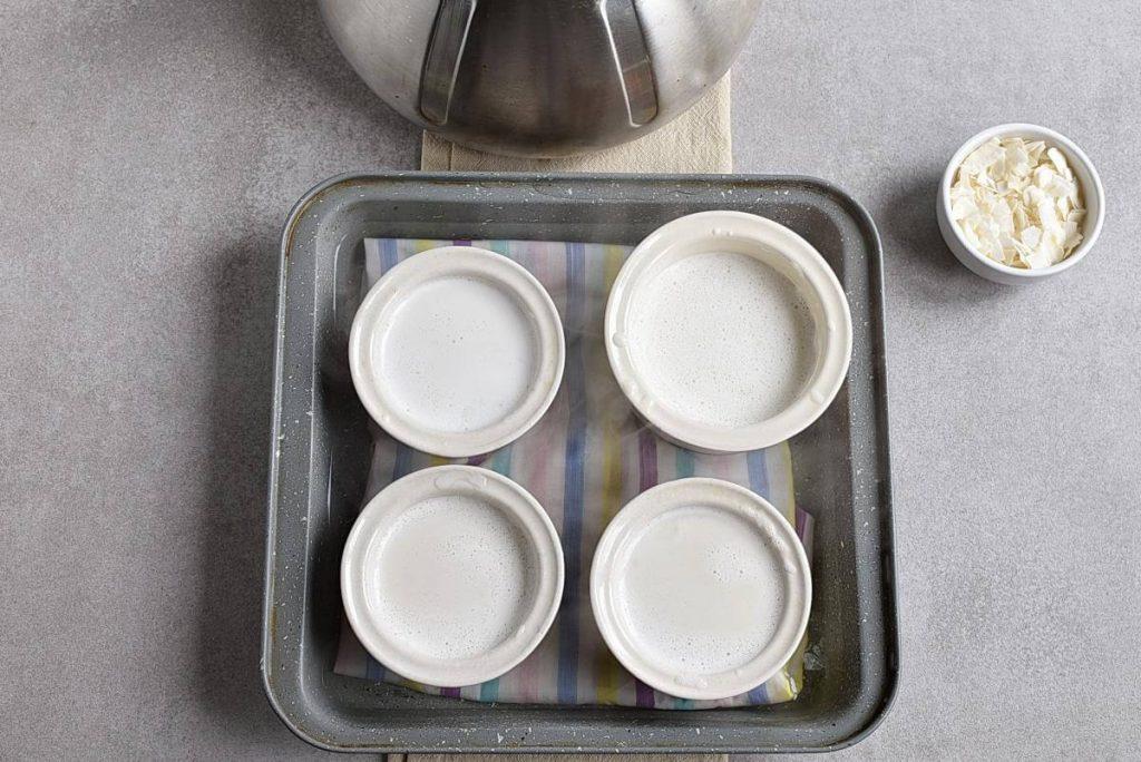 Keto Coconut Custard recipe - step 6