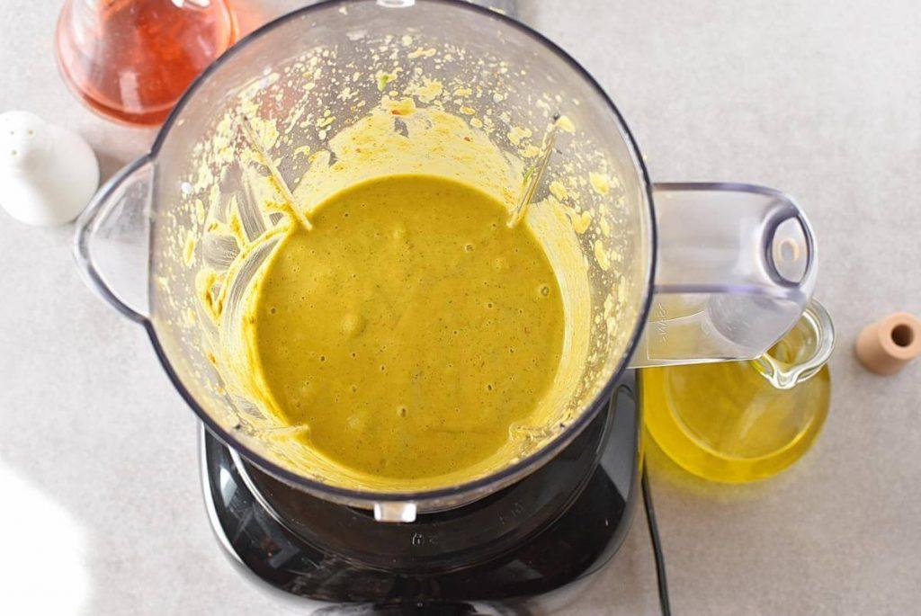 Creamy Mango Cilantro Salad Dressing recipe - step 2