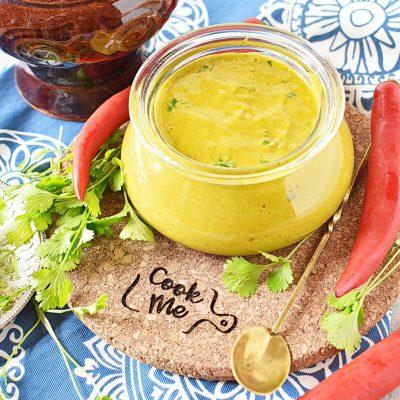 Mango Cilantro Salad Dressing Recipes– Homemade Mango Cilantro Salad Dressingl– Easy Mango Cilantro Salad Dressing
