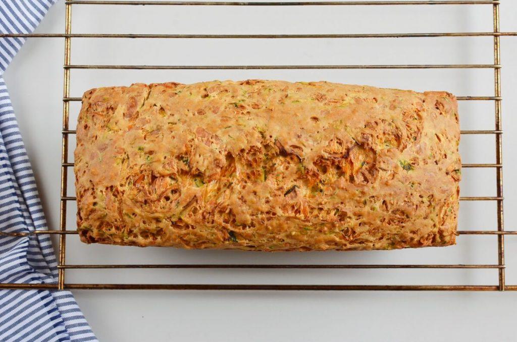 Savory Zucchini Cheddar Quick Bread recipe - step 8