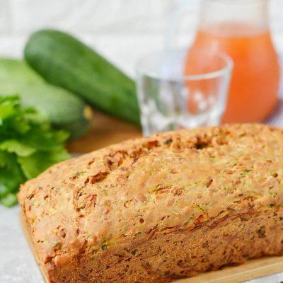 Savory Zucchini Cheddar Quick Bread Recipe-How To Make Savory Zucchini Cheddar Quick Bread-Delicious Savory Zucchini Cheddar Quick Bread
