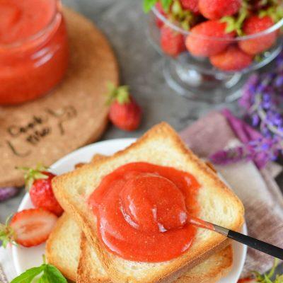 Strawberry-Lemonade Jam Recipe-How To Make Strawberry-Lemonade Jam-Delicious Strawberry-Lemonade Jam