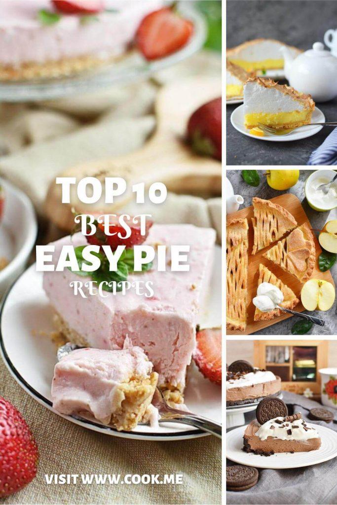 TOP 10 Easy Pie Recipes