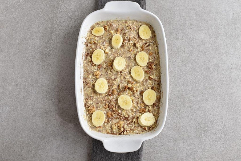 Vegan Banana Bread Baked Oatmeal recipe - step 4