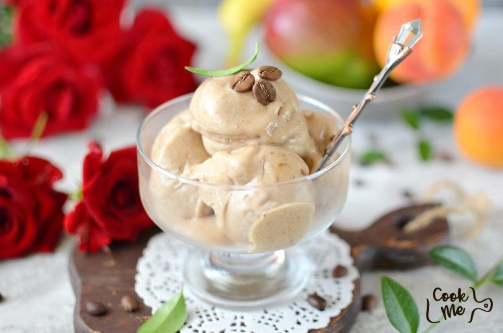 How to serve Vegan Coffee Ice Cream