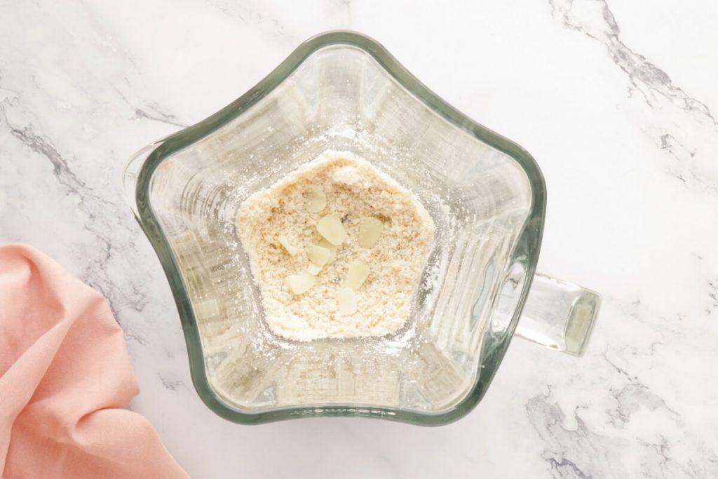 Almond Salmorejo Soup recipe - step 6