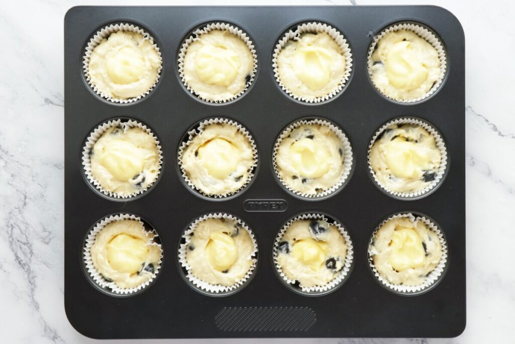 Blueberry Cream Cheese Muffins recipe - step 8