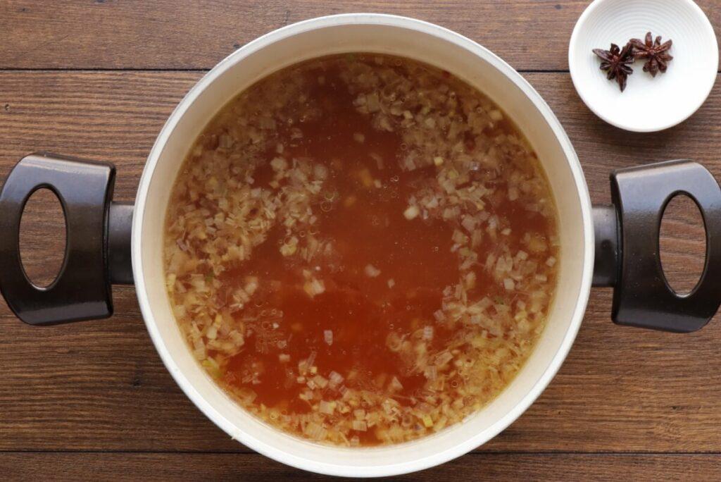 Bok Choy Soup recipe - step 5