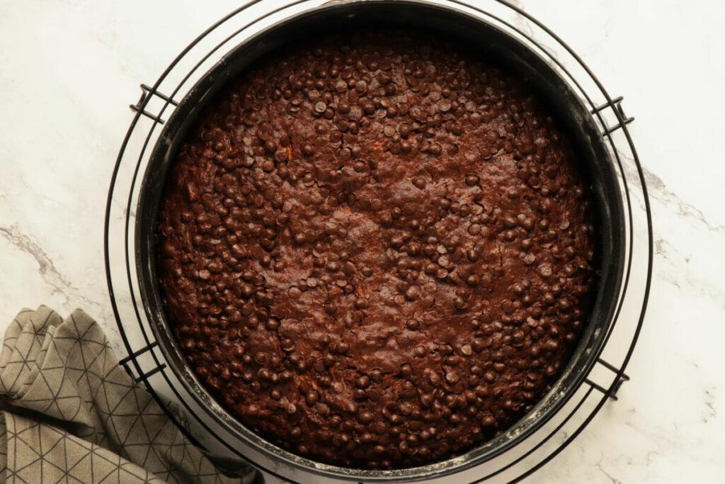 Chocolate Zucchini Cake recipe - step 9