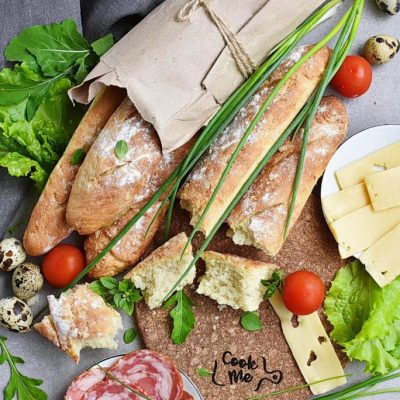 Crusty-French-Baguette-Recipes–-Homemade-Crusty-French-Baguette–-Easy-Crusty-French-Baguette
