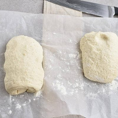Easy Homemade French Bread recipe - step 4