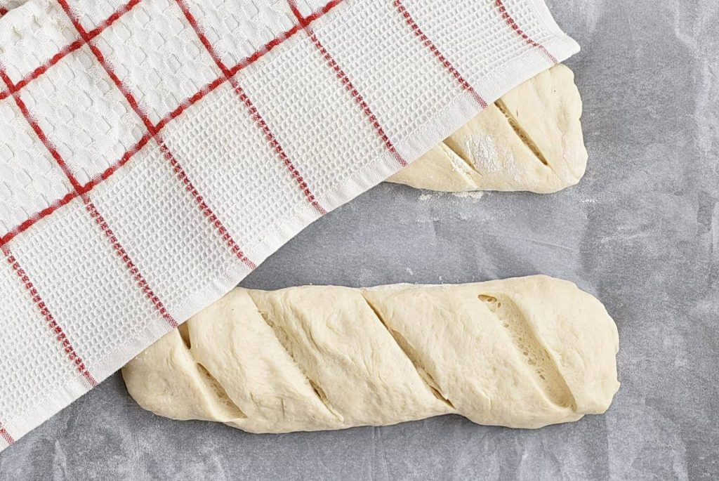 Easy Homemade French Bread recipe - step 5