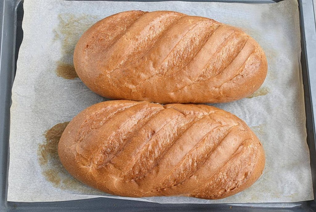 Easy Homemade French Bread recipe - step 7