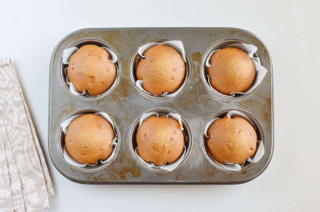 Eggless Dalgona Coffee Muffins recipe - step 9