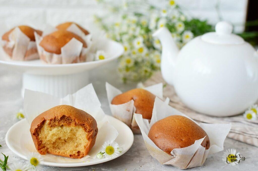 How to serve Eggless Dalgona Coffee Muffins
