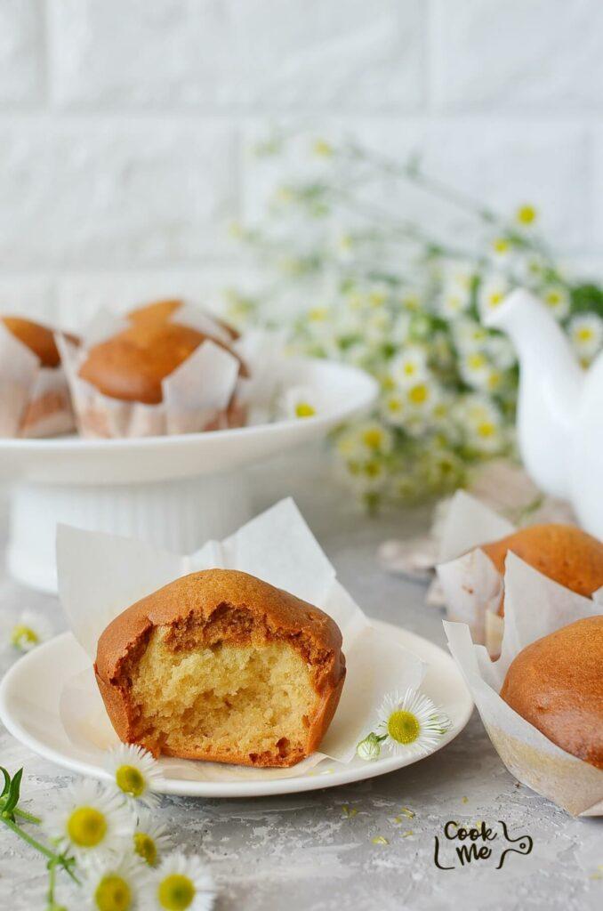 Eggless Dalgona Coffee Muffins